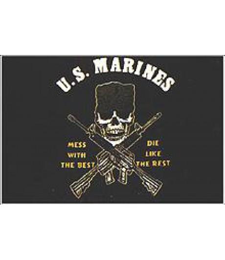 US Marines zászló új