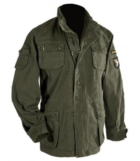 Airborne vintage kőmosott férfi kabát 2a02381d7b