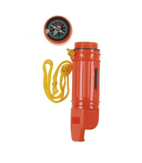 5 in 1 vízhatlan doboz élénk narancssárga színben