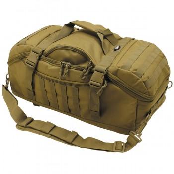 3 in 1 taktikai bevetési táska és hátizsák egyben desert