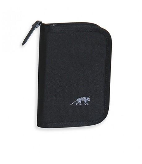 Tasmanian Tiger cipzáras pénztárca fekete
