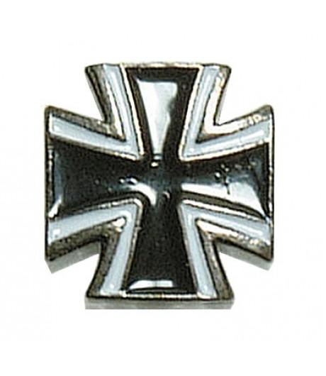 BW Német vaskereszt fém sapka jelvény