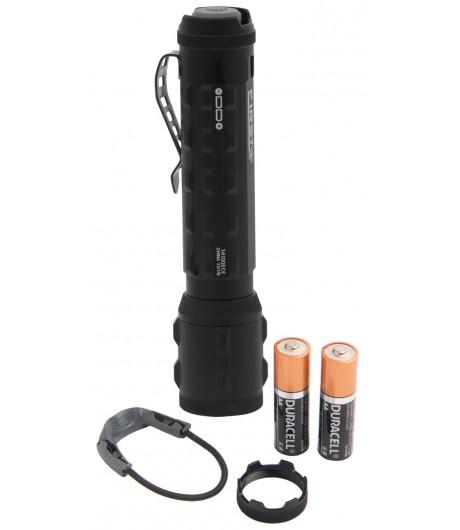First Tactical ™ Tritac Light közepes taktikai zseblámpa 444 lumen