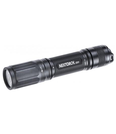Nextorch® E51 taktikai zseblámpa eredeti 1000 lumen fényerő